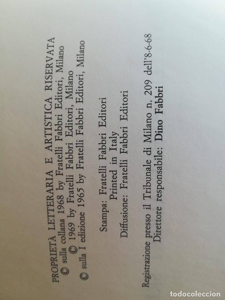 Libros: TIEPOLO. I GRANDI DECORATORI. L´ARCIVESCOVADO DI UDINE. FABRI SKIRA. MILANO 1965 - Foto 10 - 206234342