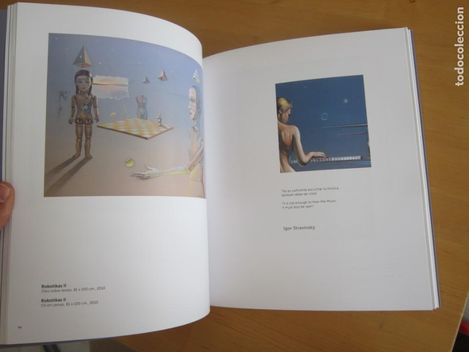 """Libros: Valentín Kovatchev- Catálogo de la Exposición """"Mística"""" - Junio-Septiembre 2018-Málaga - Foto 2 - 207008255"""