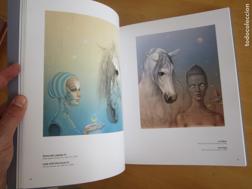 """Libros: Valentín Kovatchev- Catálogo de la Exposición """"Mística"""" - Junio-Septiembre 2018-Málaga - Foto 3 - 207008255"""
