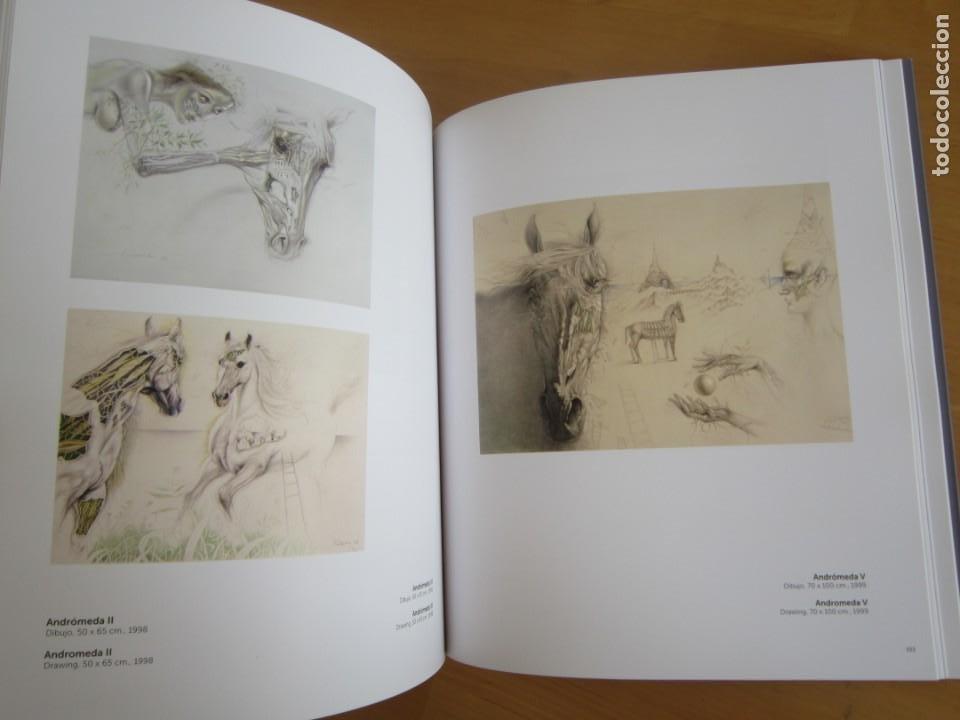 """Libros: Valentín Kovatchev- Catálogo de la Exposición """"Mística"""" - Junio-Septiembre 2018-Málaga - Foto 5 - 207008255"""