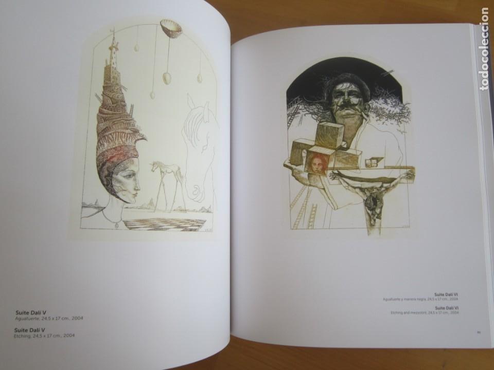 """Libros: Valentín Kovatchev- Catálogo de la Exposición """"Mística"""" - Junio-Septiembre 2018-Málaga - Foto 6 - 207008255"""