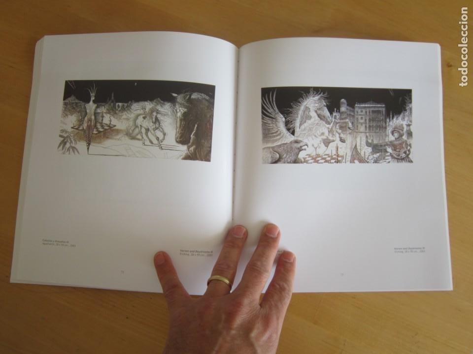 Libros: Valentín Kovatchev- Catálogo de la Exposición Homenaje a Dalí - Año 2004 - Universidad de Málaga - Foto 2 - 207009001