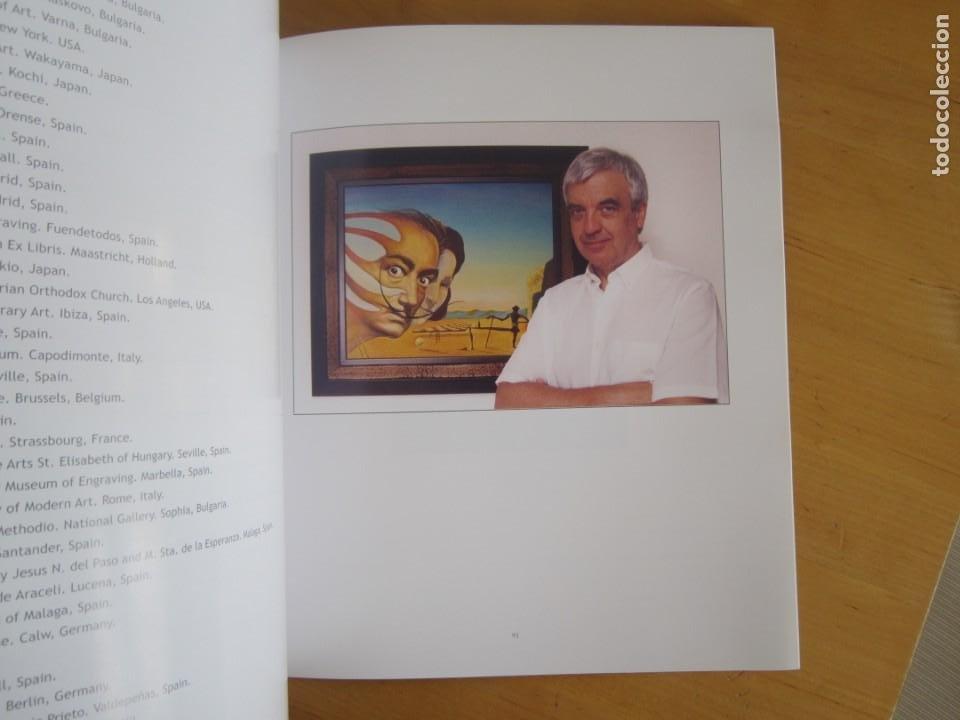 Libros: Valentín Kovatchev- Catálogo de la Exposición Homenaje a Dalí - Año 2004 - Universidad de Málaga - Foto 3 - 207009001