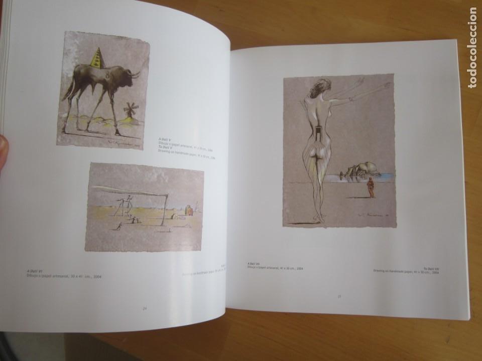 Libros: Valentín Kovatchev- Catálogo de la Exposición Homenaje a Dalí - Año 2004 - Universidad de Málaga - Foto 5 - 207009001