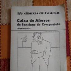 Libros: 175 DIBUJOS DE CASTELAO. Lote 207047467