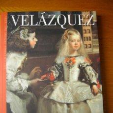 Libros: LIBRO VELAZQUEZ.BIBLIOTECA EL MUNDO.. Lote 207614353
