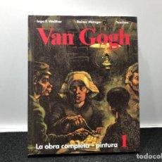 Livres: VAN GOGH - LA OBRA COMPLETA - PINTURA - INGO F. WALTHER / RAINER METZGER / TASCHEN. Lote 208010072