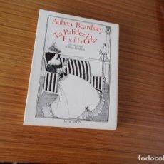 Libros: AUBREY BEARDSLEY LA PLACIDEZ DEL EXILIO EDITA DALMAU. Lote 208287263