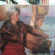 Libros: PINTORS VALENCIANS AL MUSEU DE L' HABANA-PINTORES VALENCIANOS EN EL MUSEO DE LA HABANA,GENERALITAT V. Lote 208852090