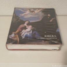 Livres: RIBERA. OBRA COMPLETA. EDICIÓN DE LUJO. SIN ESTRENAR.. Lote 208970572