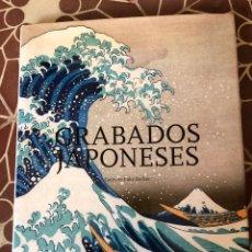 Libros: GRABADOS JAPONESES TASCHEN FORMATO GRANDE GABRIELE FAHR-BECKER. Lote 208997163