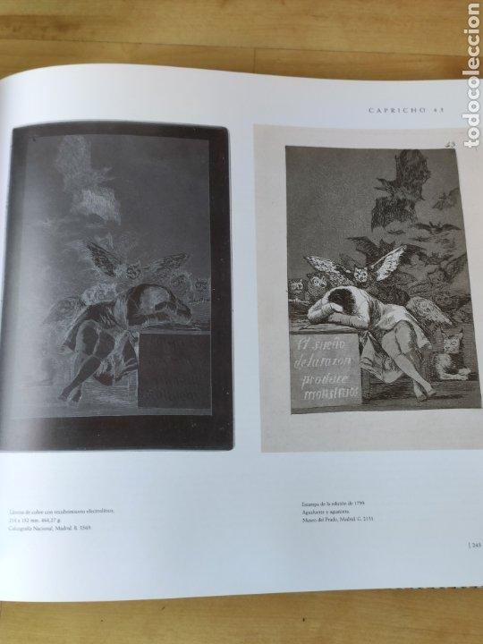 Libros: Libro de los caprichos. Francisco de Goya. Lujo - Foto 3 - 209828637