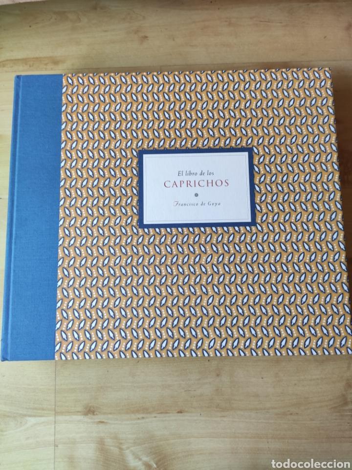 LIBRO DE LOS CAPRICHOS. FRANCISCO DE GOYA. LUJO (Libros Nuevos - Bellas Artes, ocio y coleccionismo - Pintura)