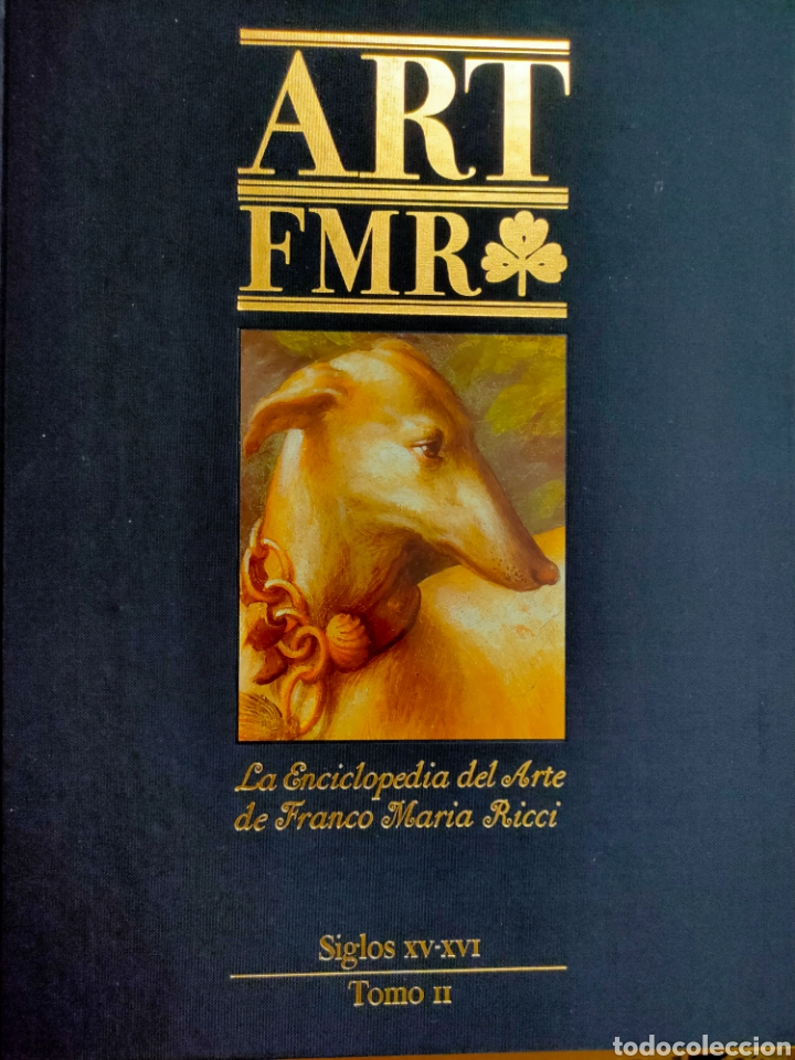 Libros: ART FMR. La Enciclopedia del Arte de Franco Maria Ricci. 17 tomos. - Foto 3 - 210675786