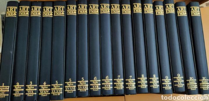 ART FMR. LA ENCICLOPEDIA DEL ARTE DE FRANCO MARIA RICCI. 17 TOMOS. (Libros Nuevos - Bellas Artes, ocio y coleccionismo - Pintura)