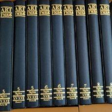 Libros: ART FMR. LA ENCICLOPEDIA DEL ARTE DE FRANCO MARIA RICCI. 17 TOMOS.. Lote 210675786
