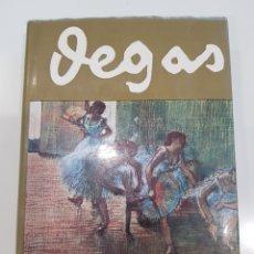 Libros: DEGAS, DAIMON, 1966. Lote 210691466