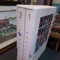 Libros: QUESSADA. ARTE E LIBERDADE. NOVA GALICIA EDICIONS. FOTOS DEL ARCHIVO FOTOGRAFICO .2003 . RARO.. Lote 210725747