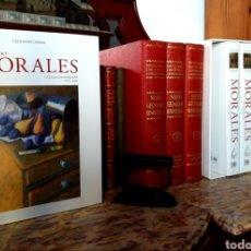 Libros: ARMANDO MORALES TRES TOMOS CATALOGO RAZONADO 1974-2004 CATHERINE LŒWER ARTE NICARAGUA PINTURA OLEO. Lote 210756917