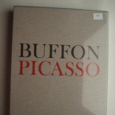 Libros: BUFFON PICASSO.. Lote 210781707