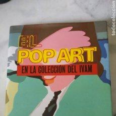 Libros: LIBRO DE POP ART. Lote 211508005