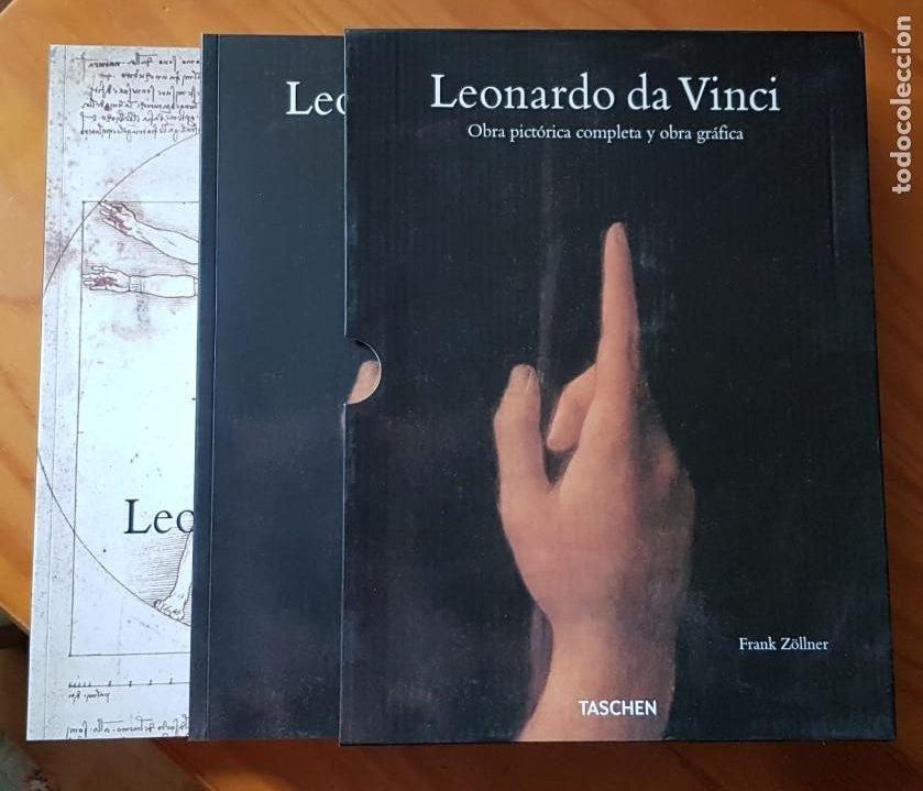 LEONARDO DA VINCI. TASCHEN (Libros Nuevos - Bellas Artes, ocio y coleccionismo - Pintura)