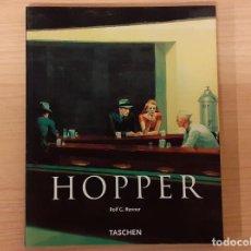 Livros: EDWARD HOPPER 1882-1967 TRANSFORMACIONES DE LO REAL TASCHEN NUEVO. Lote 211761700