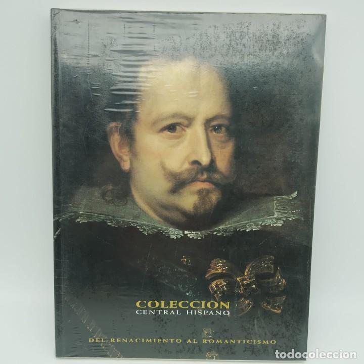 COLECCIÓN CENTRAL HISPANO. RENACIMIENTO AL ROMANTICISMO. FUNDACIÓN CENTRAL HISPANO 1996 - PRECINTADO (Libros Nuevos - Bellas Artes, ocio y coleccionismo - Pintura)