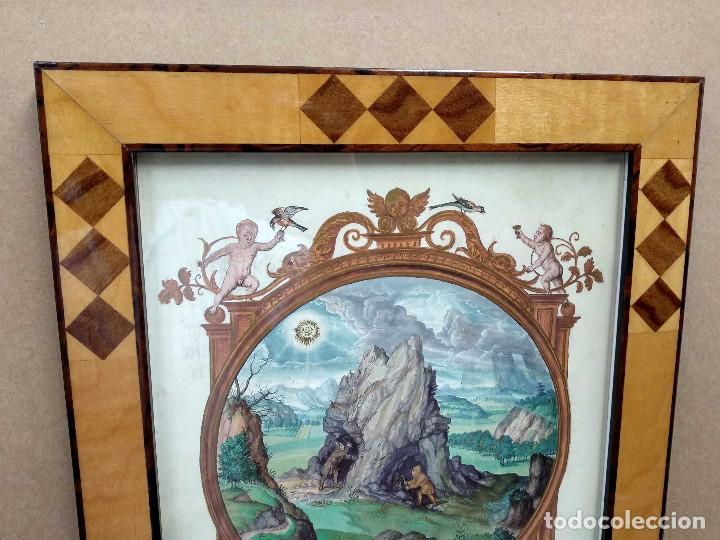 Libros: Mina, Dibujo de Hans Holbein, Splendor Solis Ediciones Moleiro 2011 montaje cuadro - Foto 5 - 212723421