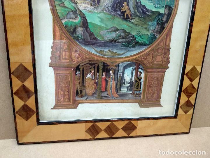 Libros: Mina, Dibujo de Hans Holbein, Splendor Solis Ediciones Moleiro 2011 montaje cuadro - Foto 6 - 212723421