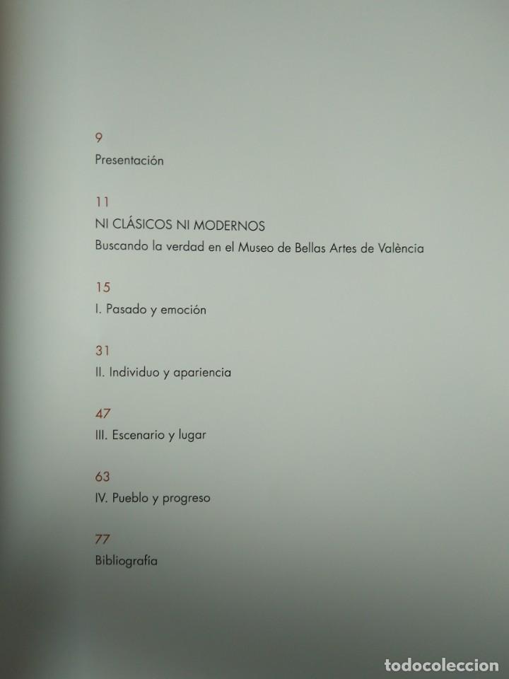 Libros: NI CLÁSICOS NI MODERNOS. Catálogo de exposición Museo de BB.AA. de Valencia. Carlos Reyero - Foto 2 - 213525345