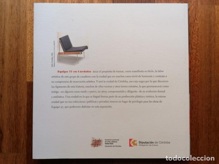 Libros: Equipo 57 en Córdoba (Catálogo de la exposición) - Foto 2 - 214076296