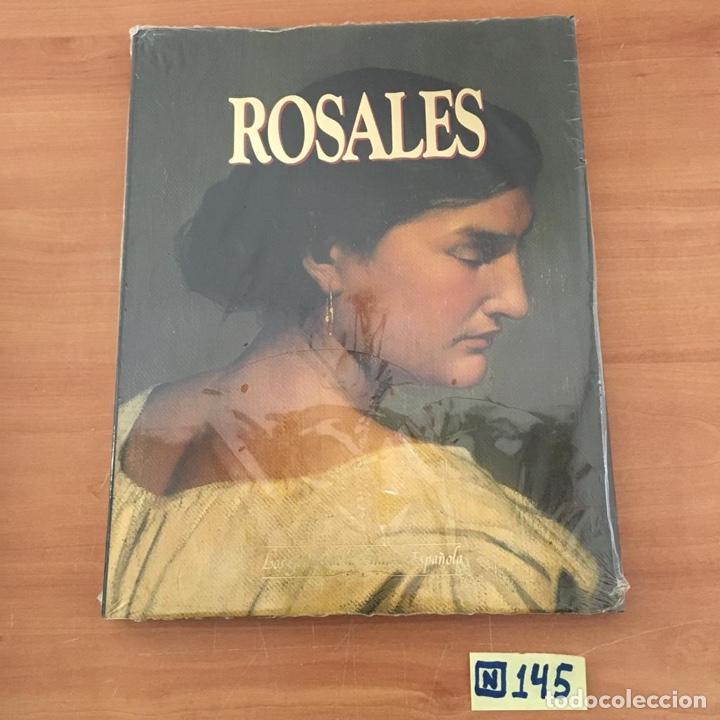 ROSALES (Libros Nuevos - Bellas Artes, ocio y coleccionismo - Pintura)