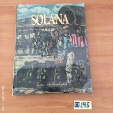 Libros: SOLANA. Lote 214181667