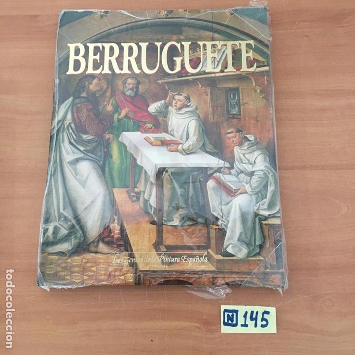 BERRUGUETE (Libros Nuevos - Bellas Artes, ocio y coleccionismo - Pintura)