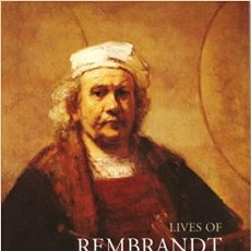 Libros: SANDRART, BALDINUCCI AND HOUBRAKEN - LIVES OF REMBRANDT. Lote 214207458