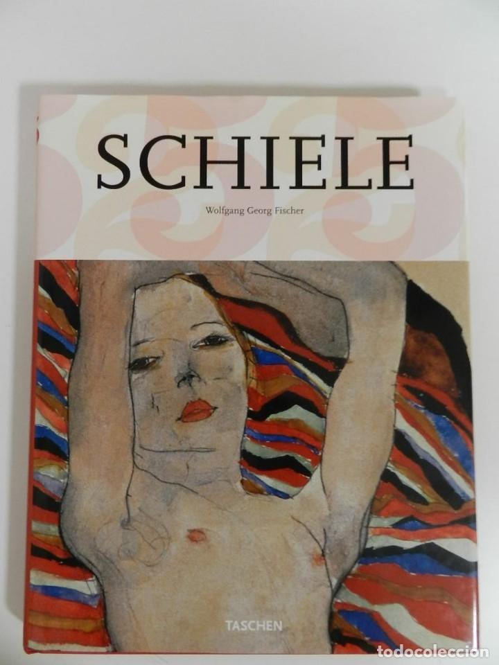 SCHIELE - W G FISCHER - TASCHEN 2007 LIBRO PINTURA (Libros Nuevos - Bellas Artes, ocio y coleccionismo - Pintura)