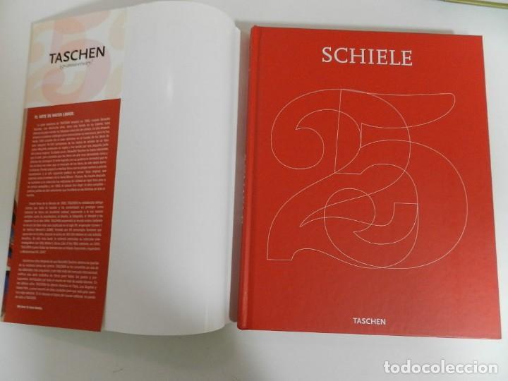 Libros: SCHIELE - W G FISCHER - TASCHEN 2007 LIBRO PINTURA - Foto 2 - 214251867