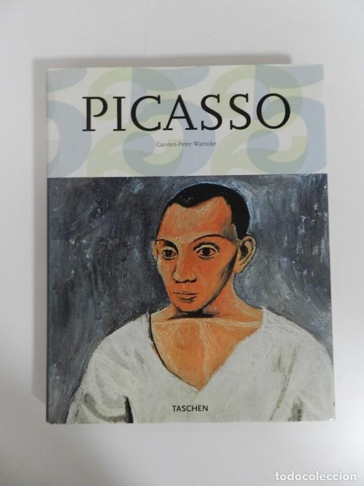 PICASSO - CARSTEN-PETER WARNCKE - TASCHEN 2006 LIBRO PINTURA (Libros Nuevos - Bellas Artes, ocio y coleccionismo - Pintura)