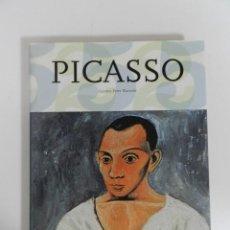 Libros: PICASSO - CARSTEN-PETER WARNCKE - TASCHEN 2006 LIBRO PINTURA. Lote 214252318
