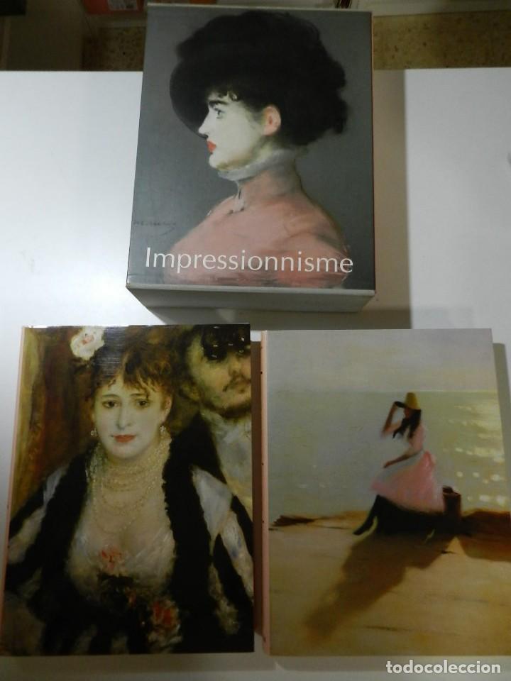 EL IMPRESIONISMO - TASCHEN - 2 VOLÚMENES EDICION LUJO EN ESTUCHE - INGO F WALTHER- LIBRO PINTURA (Libros Nuevos - Bellas Artes, ocio y coleccionismo - Pintura)