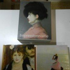 Libros: EL IMPRESIONISMO - TASCHEN - 2 VOLÚMENES EDICION LUJO EN ESTUCHE - INGO F WALTHER- LIBRO PINTURA. Lote 214252982