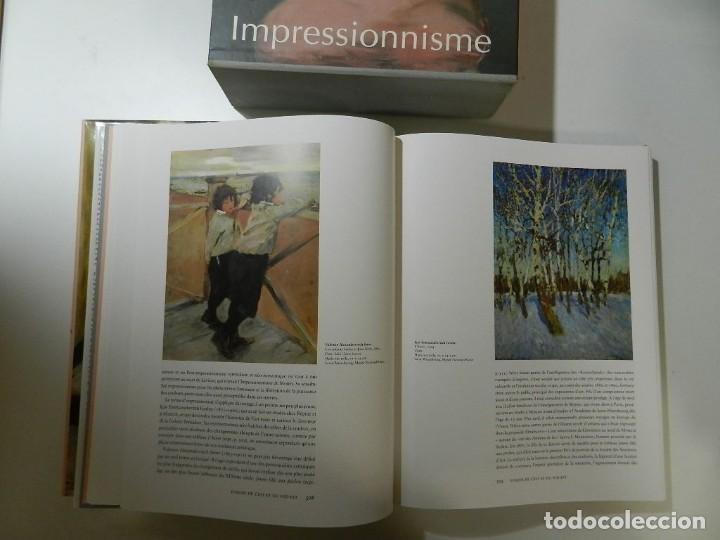 Libros: EL IMPRESIONISMO - TASCHEN - 2 VOLÚMENES EDICION LUJO EN ESTUCHE - INGO F WALTHER- LIBRO PINTURA - Foto 3 - 214252982