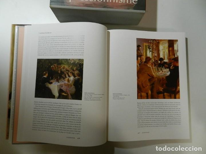 Libros: EL IMPRESIONISMO - TASCHEN - 2 VOLÚMENES EDICION LUJO EN ESTUCHE - INGO F WALTHER- LIBRO PINTURA - Foto 5 - 214252982