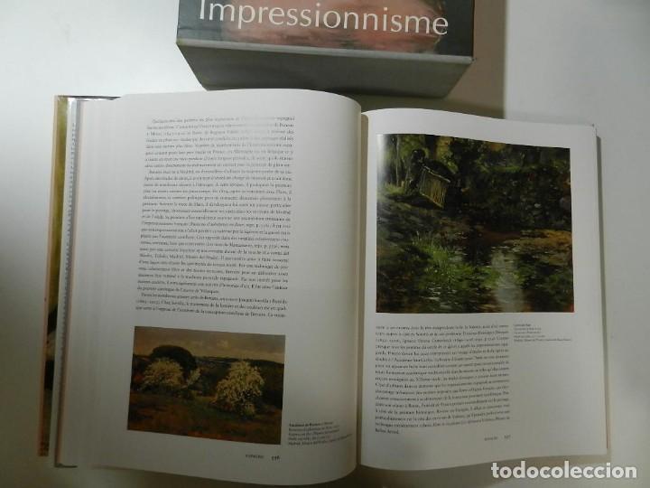 Libros: EL IMPRESIONISMO - TASCHEN - 2 VOLÚMENES EDICION LUJO EN ESTUCHE - INGO F WALTHER- LIBRO PINTURA - Foto 7 - 214252982