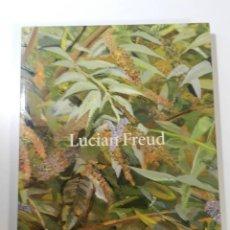 Livres: CATÁLOGO -LUCIAN FREUD . OBRAS . WILLIAM FEAVER . FUNDACIÓN LA CAIXA. 1ª EDICIÓN 2002 LIBRO PINTURA. Lote 243291365