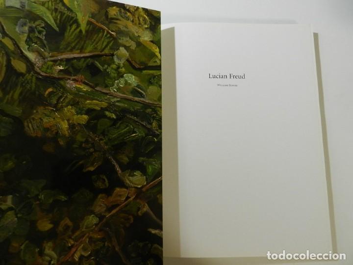 Libros: CATÁLOGO -LUCIAN FREUD . OBRAS . WILLIAM FEAVER . FUNDACIÓN LA CAIXA. 1ª EDICIÓN 2002 LIBRO PINTURA - Foto 2 - 214254325