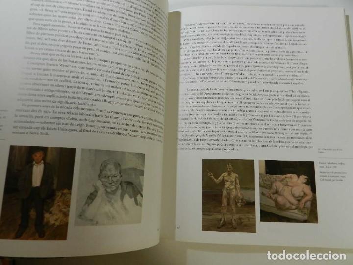 Libros: CATÁLOGO -LUCIAN FREUD . OBRAS . WILLIAM FEAVER . FUNDACIÓN LA CAIXA. 1ª EDICIÓN 2002 LIBRO PINTURA - Foto 5 - 214254325