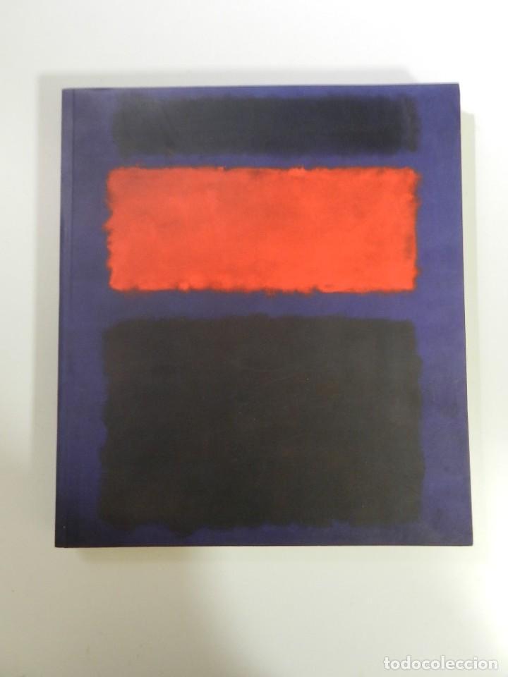 CATALOGO MARK ROTHKO -FUNDACION JOAN MIRO 2001 LIBRO PINTURA (Libros Nuevos - Bellas Artes, ocio y coleccionismo - Pintura)
