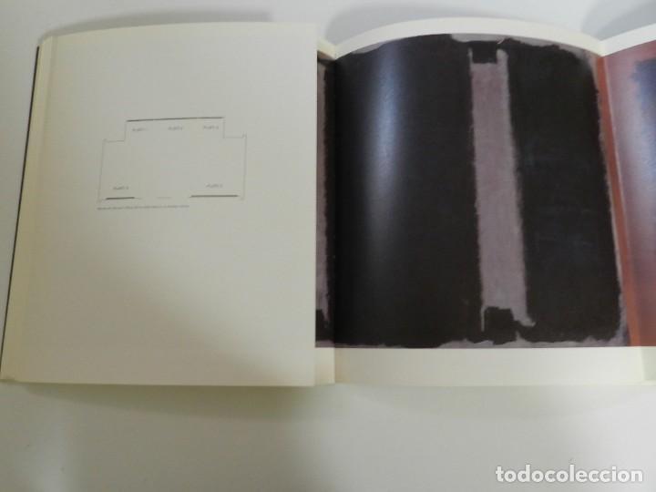 Libros: CATALOGO MARK ROTHKO -FUNDACION JOAN MIRO 2001 LIBRO PINTURA - Foto 8 - 214258983